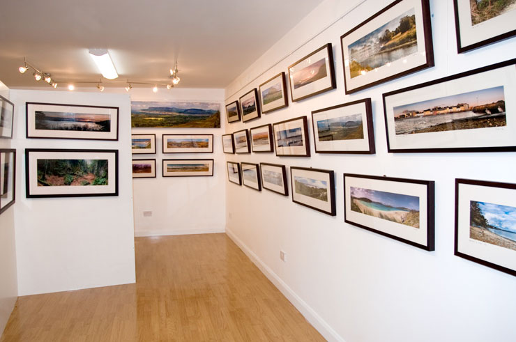 Ciaran McHugh Photography; Visit the Gallery at Carney