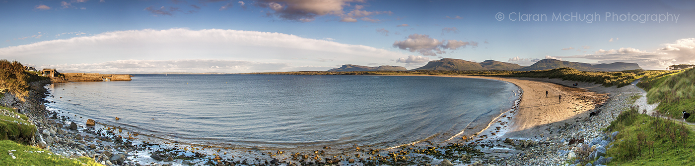 Ciaran McHugh Photography, Sligo: mullaghmore beach