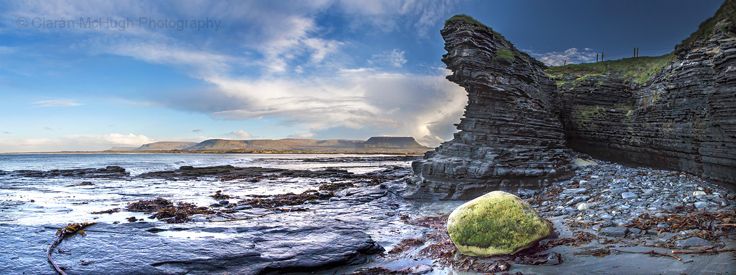 Ciaran McHugh Photography, Sligo: streedagh seascape