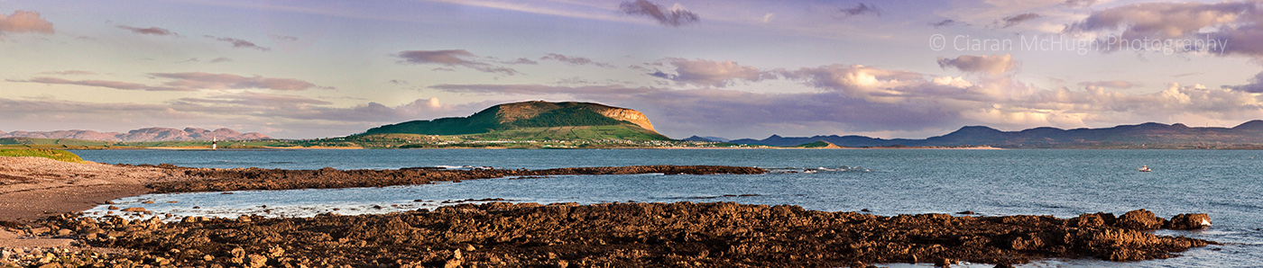 Ciaran McHugh Photography, Sligo: view from raghly harbour